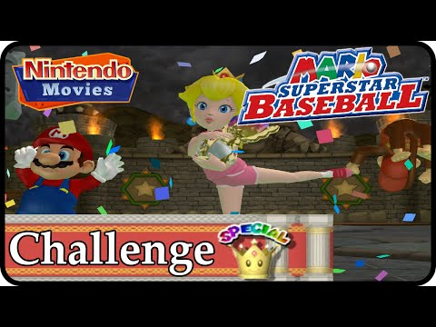 Mario Superstar Baseball - Challenge (Special) Complete