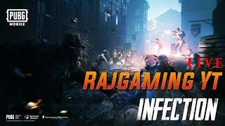 PUBG Mobile  Season 8 Infection mode Funny Gameplay  Tamil 🔴Live Streaming | RajGamingYt | RG