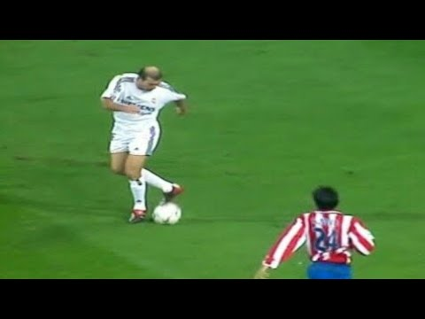 Z. Zidane Top 33 Magical Skill Moves
