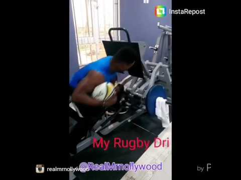 Rugby Tackle Drill