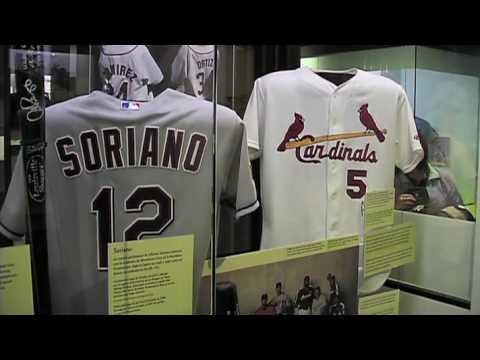 Baseball Hall of Fame Video Tour