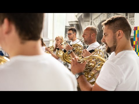 BEAUTY AND THE BEAST -  French Horn Ensemble - TEREMISKI HORN CAMP 2019