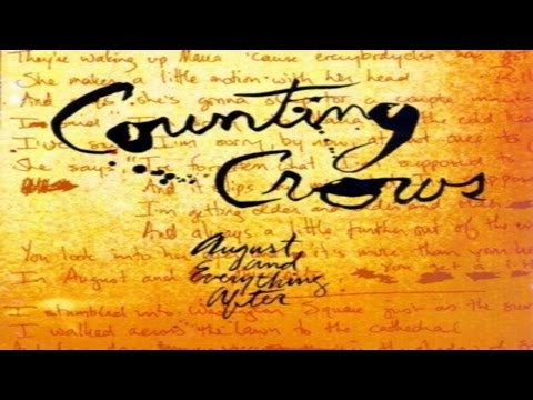 Counting Crows -  Perfect Blue Buildings ( Lyrics )