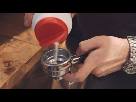 How To: Backwash & Clean an Espresso Machine | Wogan Coffee