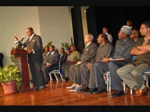 Farrakhan 2012 Trinidad Visit - The Black Agenda