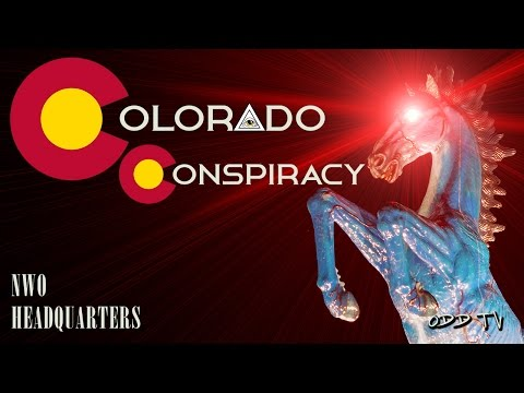 Colorado Conspiracy | New World Order Headquarters (USA) ▶️️