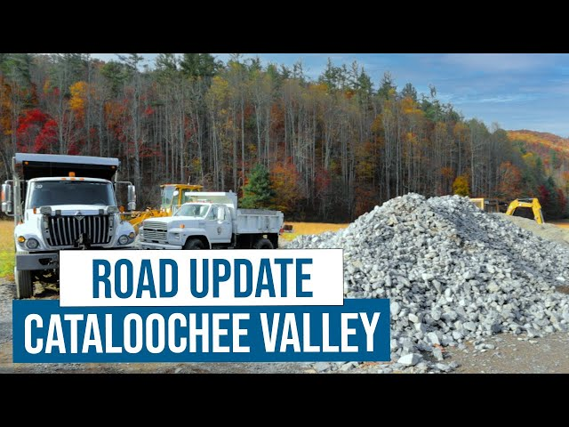 Cataloochee Valley Road Closure Update, Fall Colors and Elk