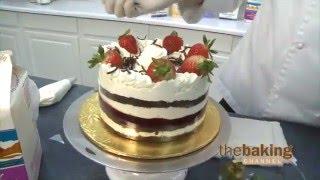 Boston Cream Cake - Whipping Cream - Flavor Right