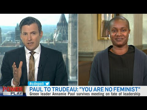 Paul discusses leadership challenge, calling out Prime Minister Trudeau   One-on-one with Solomon