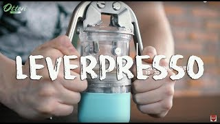 LEVERPRESSO - The Smallest Lever Espresso Maker