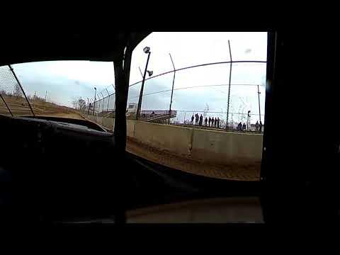 Chad Roush Truck Enduro Legendary Hilltop Speedway part 2 12/10/17