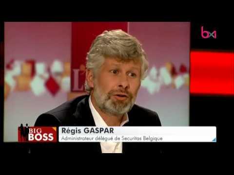Emission BIG BOSS  : l'entreprise SECURITAS belgium