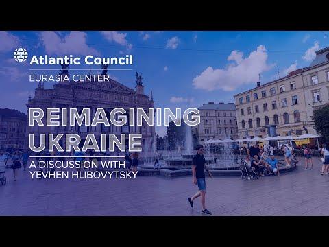 Reimagining Ukraine: A discussion with Yevhen Hlibovytsky