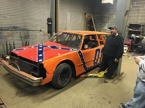 Painesville Speedway Pride Show with George Strain