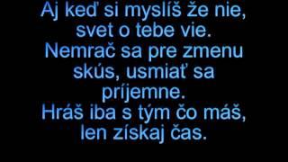 Dara Rolins - Chcem znamenie (Text)
