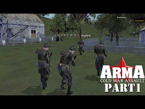ARMA: Cold War Assault (Operation Flashpoint: Cold War Crisis) Campaign. Part 1