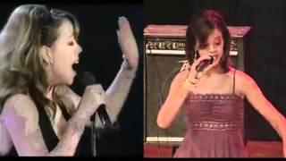 Hero - Mariah Carey VS Rihanna