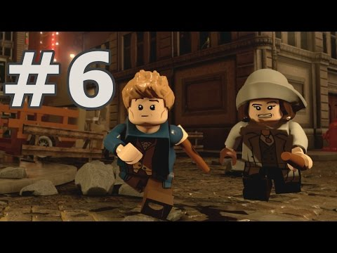LEGO Dimensions: Fantastic Beasts Story Pack Walkthrough - Chapter 6 (Obscurus For-Sure-Us)