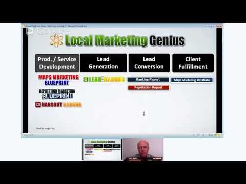 Local Marketing Genius Overview