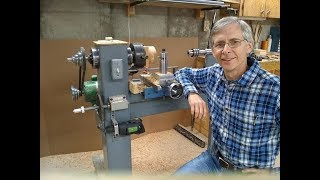 Building a Wood Lathe like a Metal Lathe with a Pattern Tracer - Part 1