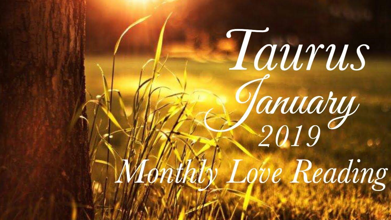 Taurus Monthly Love Horoscope