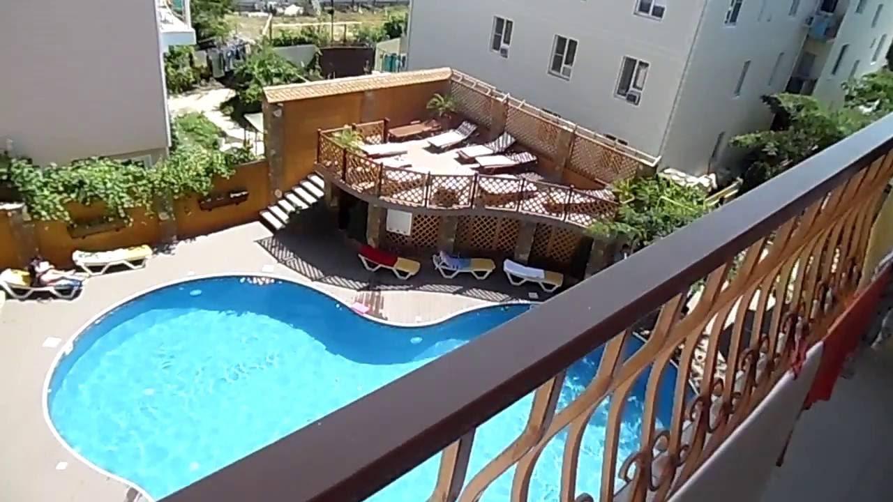 Анапа, джемате, гостевой дом на виноградной 10 - YouTube