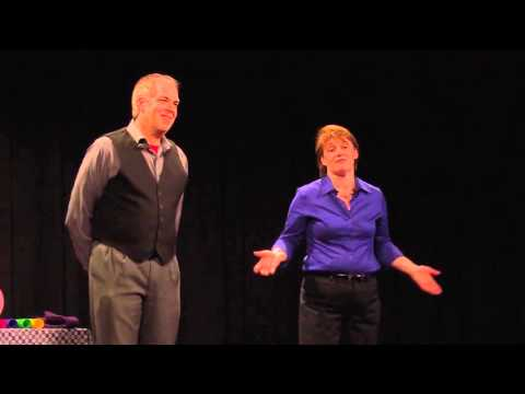 In Praise of Whimsy | In Capable Hands/Steve Russell and Kobi Shaw | TEDxUWStout