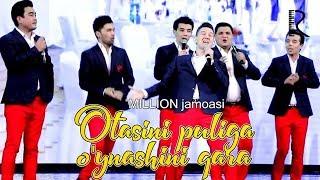 Million jamoasi - Otasini puliga o'ynashini qara   Миллион жамоаси - Отасини пулига уйнашини кара