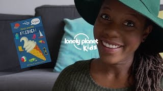 First words in French: places and objects - Lonely Planet Kids