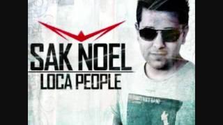 Sak Noel - Loca People (Dave Silcox Johnny Fuck All Day Bootleg)
