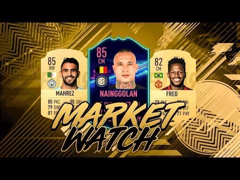 CRAZY MARKET DAY! ONES TO WATCH! - MARKET WATCH - FIFA 19 Ultimate Team