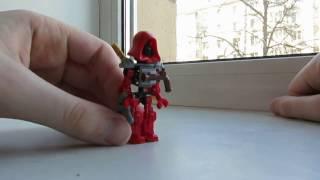 Как сделать ассасина из LEGO