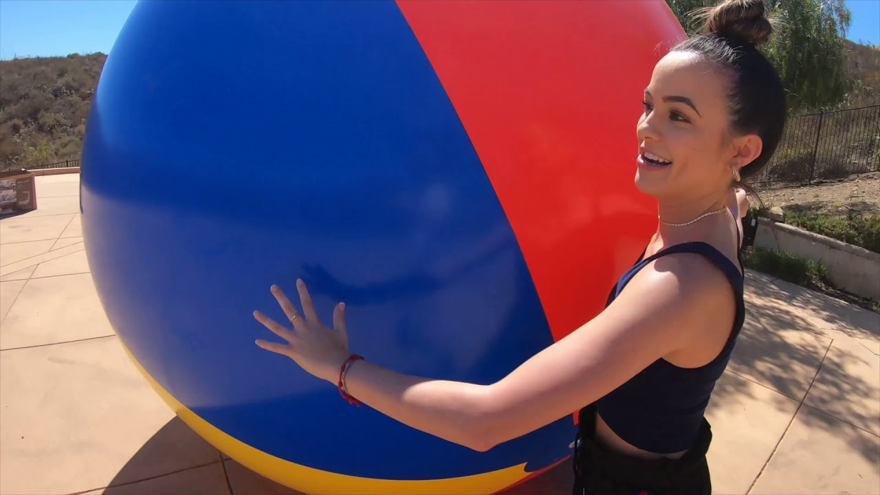 Worlds Largest Beach Ball