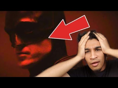 THE BATMAN First Look Trailer REACTION