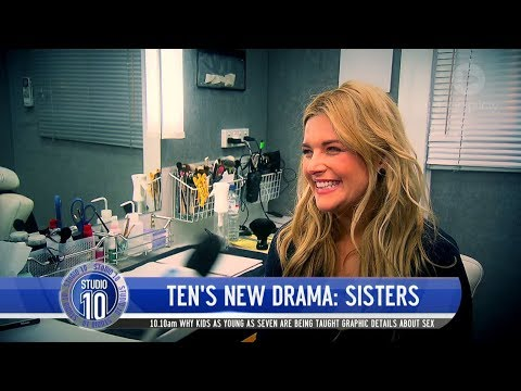 Sneak Peek Of TEN's New Drama 'Sisters' | Studio 10