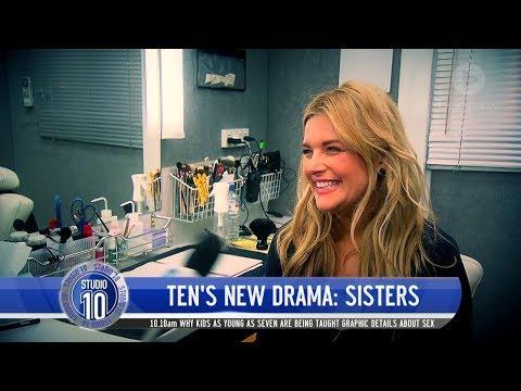Sneak Peek Of TEN's New Drama 'Sisters' | Studio 10