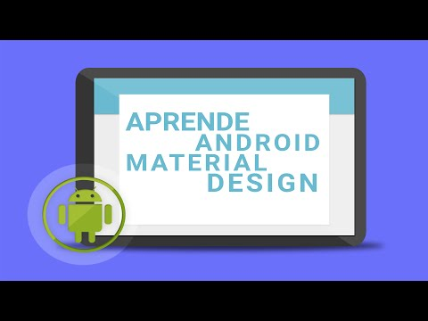 Aprende Android Material Design