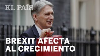 El Brexit rebaja la previsión de crecimiento de Reino Unido | Internacional