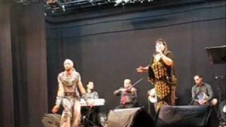 ASI HASKAL BELLY DANCE SHOWE AINTA OMRI