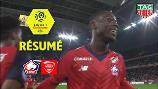 LOSC - Nîmes Olympique ( 5-0 ) - Résumé - (LOSC - NIMES) / 2018-19