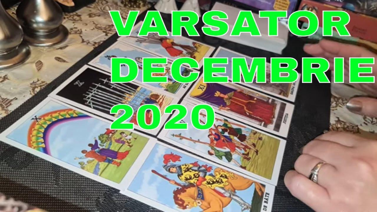 ♒ Zodia VĂRSĂTOR/ DECEMBRIE 2020 / Previziuni Tarot ♒