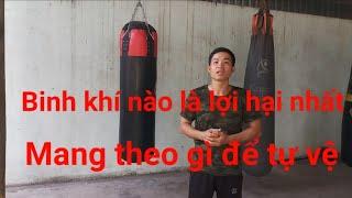 Mang Theo gì để tự vệ hợp pháp luật_Toankungfu