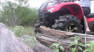 How to lock your front diff on any honda ATV!