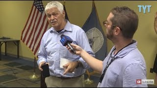 Jordan With NC Residents Worried About Drinking Water