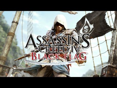 Assassin's Creed 4 Black Flag - Game Movie
