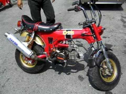 honda dax donmuang 125 cc youtube