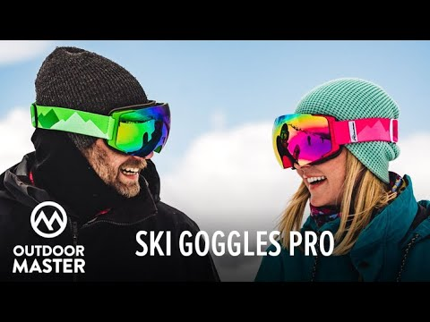 Introducing OutdoorMaster Ski Goggles PRO