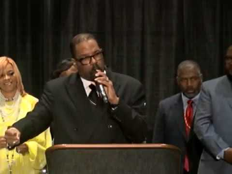 Bishop J Drew Sheard - This Is Why I Preach