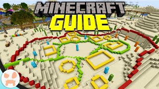 How To Plan a Village! | Minecraft Guide Episode 31 (Minecraft 1.15.2 Lets Play)