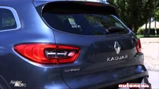 Auto Moto : Essaie du Renault Kadjar à Ifrane